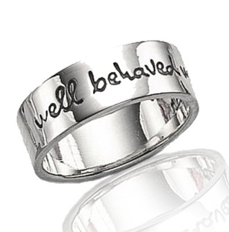 Handwriting Rings